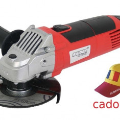 020135-Flex (polizor unghiular) 115 mm - 550 W Raider Power Tools