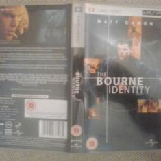The Bourne Identity - Film UMD PSP (GameLand) - Film comedie, Alte tipuri suport, Engleza