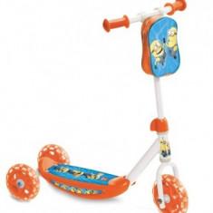Vehicul - Trotineta copii 3 roti Minion