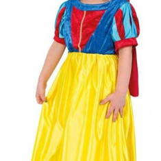 Costum Pentru Serbare Alba Ca Zapada 116 Cm - Costum Halloween