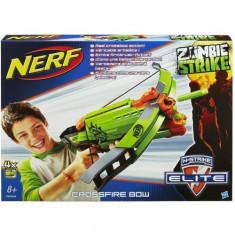 Pistol de jucarie Hasbro - Nerf Zombie Strike Crossfire Bow
