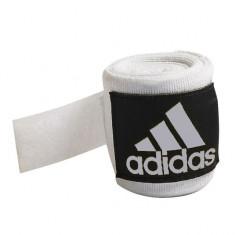 Bandaj pentru box Adidas 2.55m alb - Accesorii box
