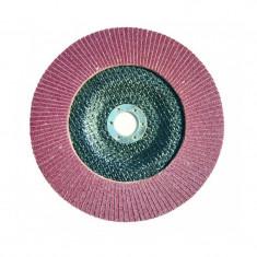 Prosop baie - Disc lamelar GA12560 Stern, granulatie 60, 125 mm
