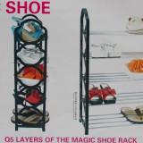 Pantofar hol - Pantofar cu 5 etaje 75x48x20cm