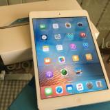 Tableta iPad mini Apple, 16 GB, Wi-Fi, Alb - IPad mini + husa Apple
