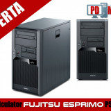 Calculator FUJITSU ESPRIMO P5730 Procesor E5300 2.60GHz 2GB DDR2 80 GB HDD - Sisteme desktop fara monitor, Intel Core Duo, 2501-3000Mhz, 40-99 GB, LGA775
