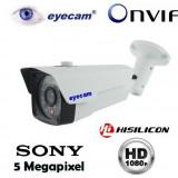 Camera IP 5MP full HD Eyecam EC-1321 - Camera CCTV