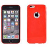 Husa Telefon - Husa Iphone 6, silicon, Ultra Slim, Candy 0.3MM, rosu