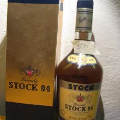 Brandy stock vvsop, lungamente invecchiato, cl.70 gr. 40 ani 70 - Cognac