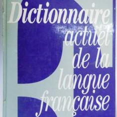 DICTIONNAIRE ACTUEL DE LA LANGUE FRANCAISE, 51 200 MOTS, 34 PAGES DE GRAMMAIRE FRANCAISE, 1995