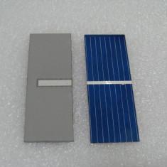 Celule solare fotovoltaice policristaline 52x19mm