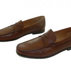 Pantofi barbati piele naturala Denis-2818 m