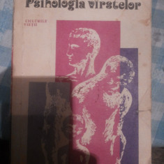 Carte Psihologie - Psihologia varstelor Schiopu Ursula