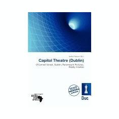 Capitol Theatre (Dublin) - Carte Literatura Engleza