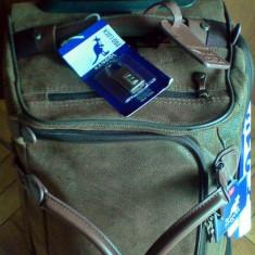 Troller - Geanta troler valiza pe roti Kangol 21inch/55x30x29cm/41Litri -original- IN STOC
