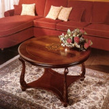 Bricolaj - Masuta lemn intarsie