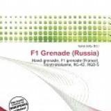 F1 Grenade (Russia) - Carte Literatura Engleza