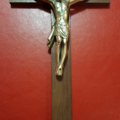 CRUCIFIX MADE IN WEST GERMANY