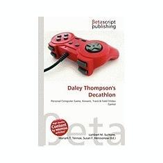 Carte Literatura Engleza - Daley Thompson's Decathlon