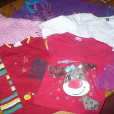 Lot 6 articole 4-5 ani pentru fetite (1) - OKAZIE, Culoare: Multicolor