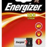 Baterie Aparat foto - Battery, ENERGIZER Photo Lithium, 123, 3V