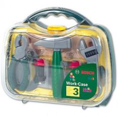 Scule si unelte Klein - Trusa Transparenta cu Scule Bosch Mini