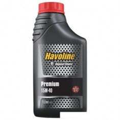 Ulei TEXACO HAVOLINE PREMIUM 15W40 1L - Ulei motor