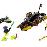 LEGO Ninjago - Motocicleta Cu Explozoare