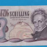 bancnota europa - Austria 50 schilling 1970 aUNC 2