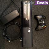 XBOX360 Slim E 320GB Modat RGH Complet (FIFA 16,  GTA5, Minecraft) (XBOX 360)