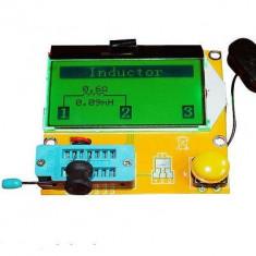 APARAT de MASURA pt. inductanta, tranzistori, thyristori condensatoare triac - Multimetre