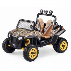 Polaris Ranger Rzr 900 Camouflage - Masinuta electrica copii Peg Perego