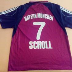 Tricou barbati - Tricou Scholl Bayern Munchen..Transport gratuit prin cargus!!