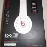 Casti Beats SOLO HD Monster Beats by Dr. Dre - Casti Beats by Dr. Dre Solo HD