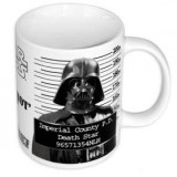 Cana Star Wars Darth Vader Mug Shot