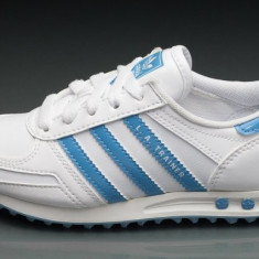 Adidasi dama - ADIDASI ORIGINALI 100% Adidas LA TRAINER DIN GERMANIA NR 35