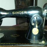 Vand masina de cusut Singer de picior