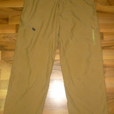 Pantaloni SALOMON ADVANCE SKIN cred L/XL trekking largi transport inclus - Imbracaminte outdoor