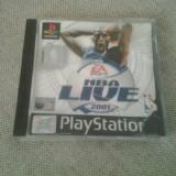NBA LIVE 2001 - PS1 ( GameLand )