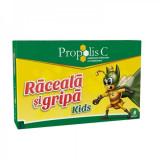 Propolis C Raceala si Gripa Kids 8 dz Fiterman Pharma
