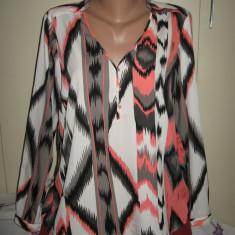 Bluza Vero Moda asimetrica Mar 40/ 42 - Bluza dama Vero Moda, Maneca lunga, Universala
