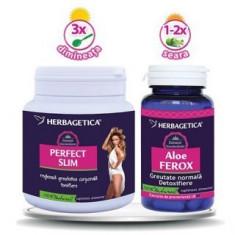 Slim Ferox 210g + 60 cps - Supliment nutritiv
