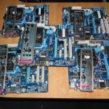 KITURI AM2 +/ AM3, placi de baza cu ddr2 sau ddr3 si procesor x2 250, garantie
