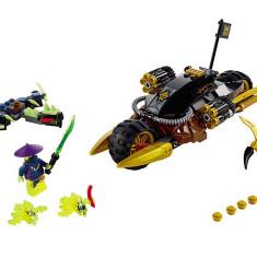 LEGO Ninjago - Motocicleta cu explozoare (70733)