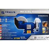 Polizor dublu 150/200mm Straus Austria 375W