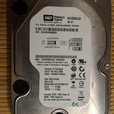 HDD PC Western Digital 320Gb IDE - Hard Disk Western Digital, 200-499 GB, Rotatii: 7200
