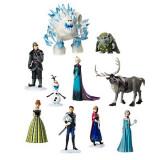 Set Figurine Frozen Deluxe