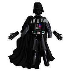 Roboti de jucarie - Costum Star Wars Darth Vader cu lumini