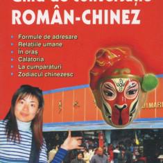Dana Ligia Ilin - Ghid de conversatie polirom roman-chinez - 552716