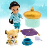 Papusa Jasmine Mini Animator cu accesorii